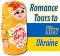 Romance tours to Ukraine