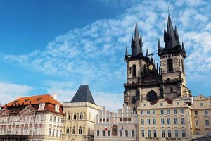 czech-prague-city-center