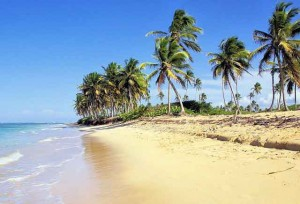 One of the world's greatest beach strips are found on the eastern coast of the Dominican Republic.
