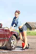 russian-girl-cars