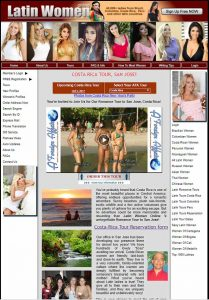 Costa Rica Singles Tours