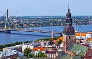 View-on-Riga-Latvia
