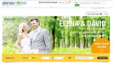 Elena's Models Review: Elena's Models Dating Website