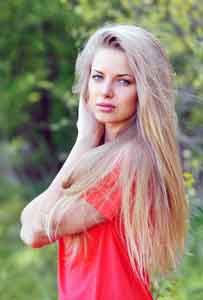 Beautiful Estonian women pictures