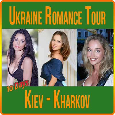 Kiev dating tours
